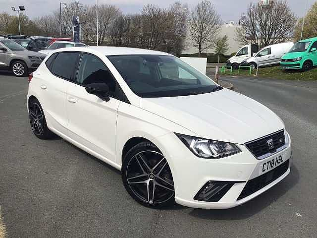 SEAT Ibiza 1.0 TSI (115ps) FR (s/s) 5-Door