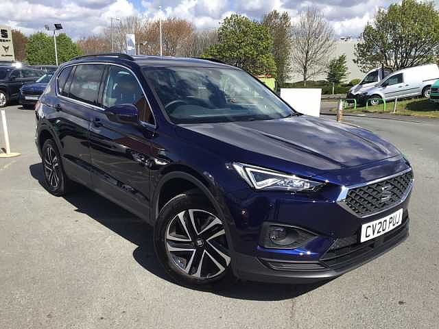 SEAT Tarraco 2.0TDI 150ps SE Technology 4Drive SUV DSG